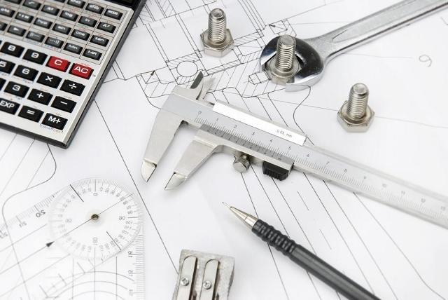 narzędzia przedstawiające proces projektowania
