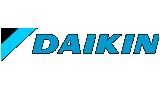 logo firmy Daikin