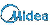 logo firmy Midea